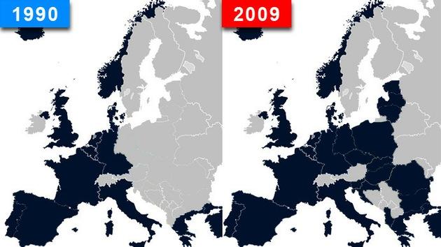 La 'conquista' de Europa por la OTAN: una sucesión de pequeñas traiciones