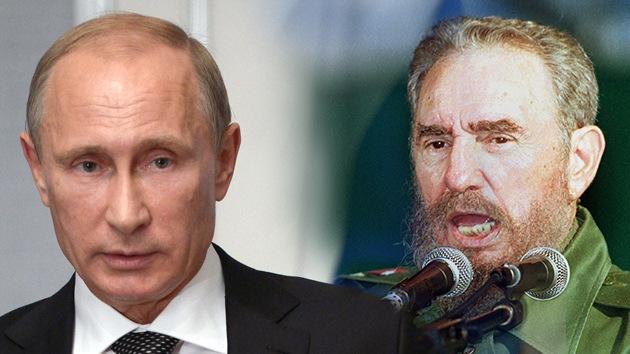 "'La Jornada': ""Putin es el 'nuevo Fidel'"""