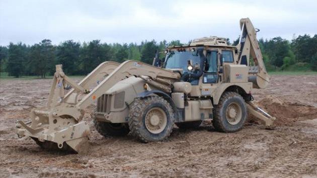 EE.UU. pretende convertir vehículos militares en robots que hagan el 'trabajo sucio'