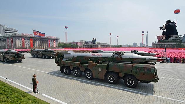 """Militar norcoreano: """"Lanzaremos misiles nucleares contra la Casa Blanca"""""""