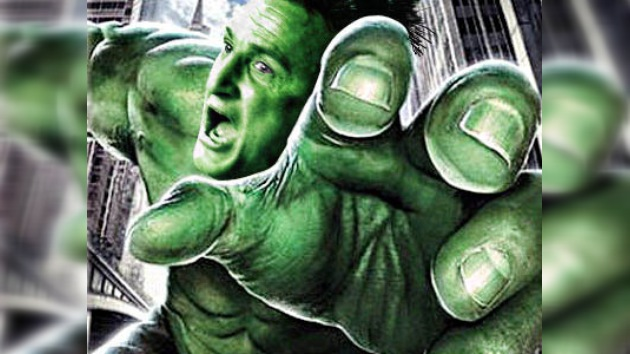 ¿Sean Penn=Hulk?