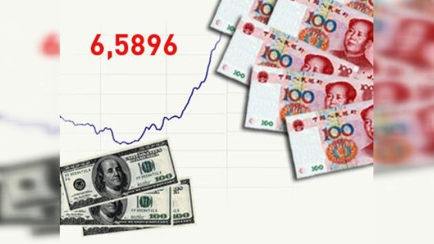 China apreció su divisa en vísperas de la visita de su líder a EE.UU.