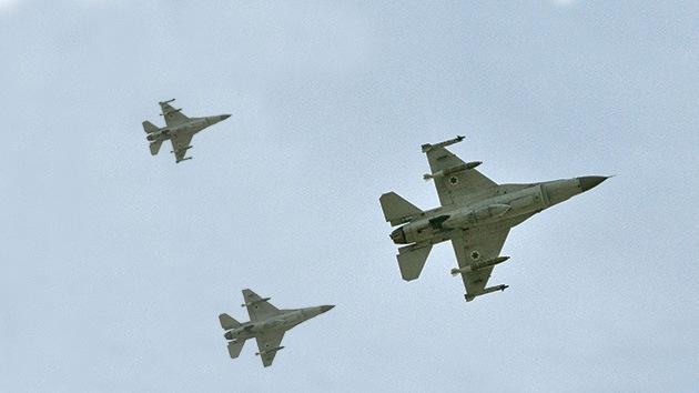 Israel ataca la Franja de Gaza en respuesta al fuego de misiles