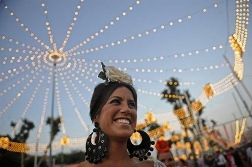La Feria de Abril de Sevilla se celebró este año en mayo