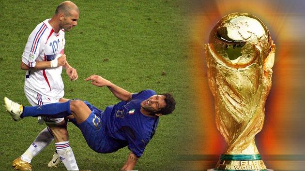 Fotos: Momentos más polémicos e históricos de los Mundiales