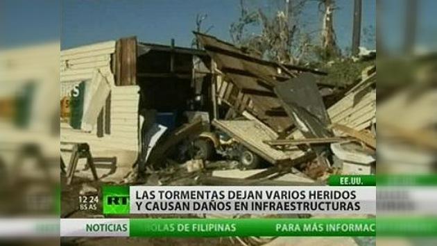 Buscan sobrevivientes tras el tornado que causó 12 muertos en EE. UU.