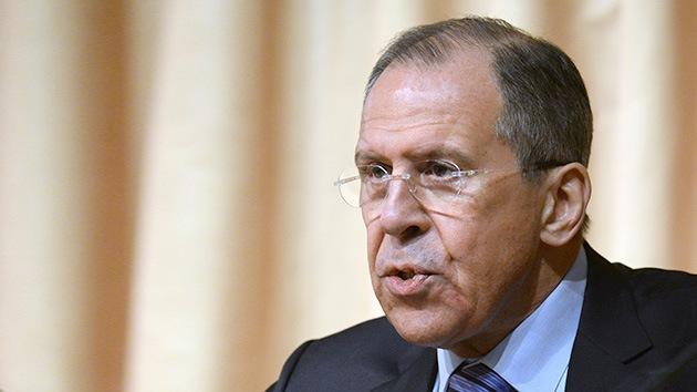 Lavrov: Rusia no tiene planes de anexionar las regiones del sureste de Ucrania
