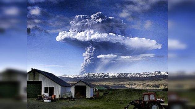 La nube de cenizas del volcán islandés Grimsvötn alcanzará el Reino Unido este martes