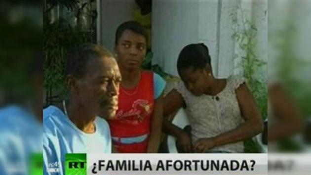 Sobrevivir el sismo de Haití… para revivirlo en Chile