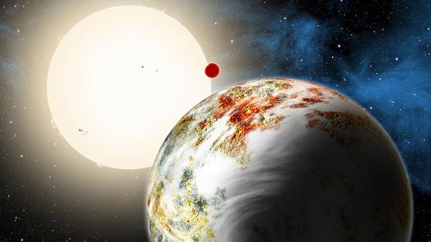 Descubren un planeta imposible, el 'Godzilla de las Tierras'