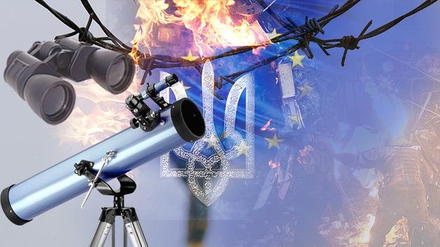 """""""Que EE.UU. regale a Kiev un telescopio para que vea mejor sus perspectivas europeas"""""""