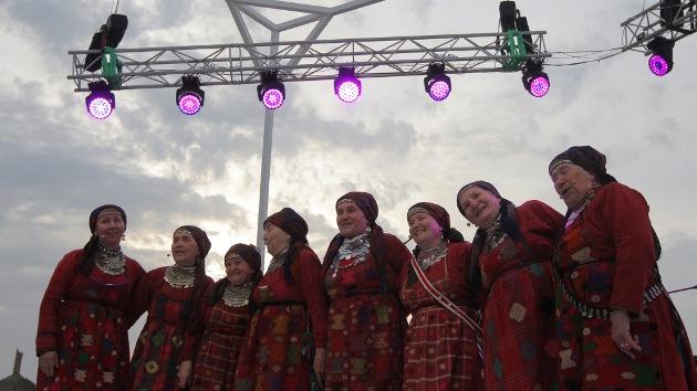 Las abuelas de Buránovo asaltan Eurovisión