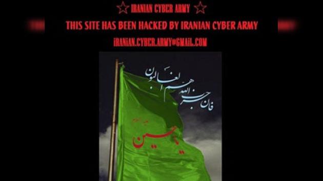 Ciber Ejército Iraní ataca a Twitter