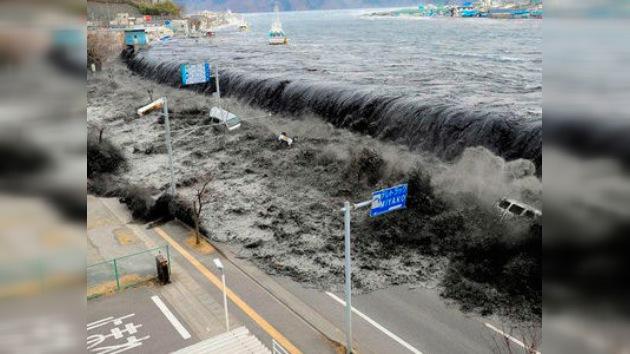 Una ola gigantesca podría borrar del mapa las costas de Japón