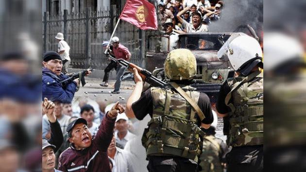 Kirguistán al borde de una guerra civil