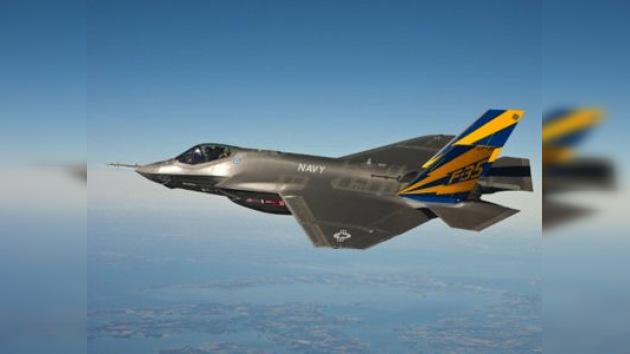 Italia a pesar de la crisis planea invertir millones de dólares en aviones militares