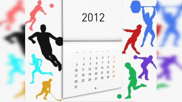 Lo que nos espera en el mundo deportivo en 2012