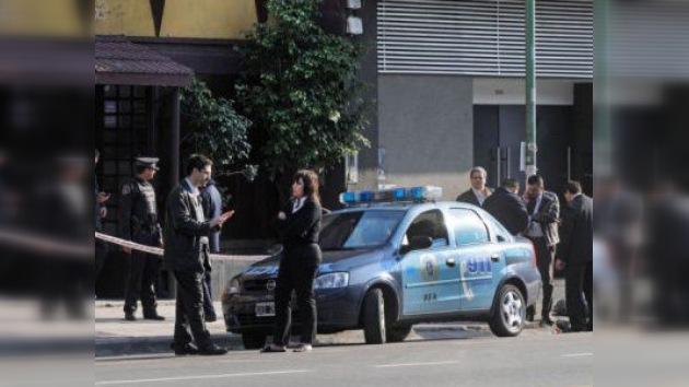 Banco argentino robado en medio de festejos de Año Nuevo