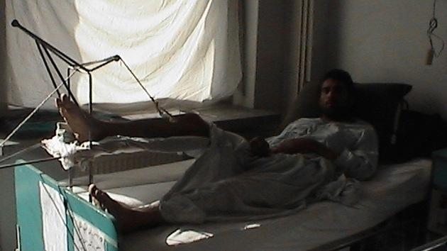 Mandos estadounidenses encubrieron el horror del hospital afgano de Dawood