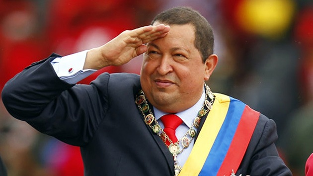 'Chávez vive, la lucha sigue': Venezuela emite sellos con el comandante