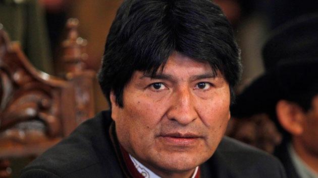 """Evo Morales: """"Vamos a denunciar al Gobierno de Obama por crímenes de lesa humanidad"""""""