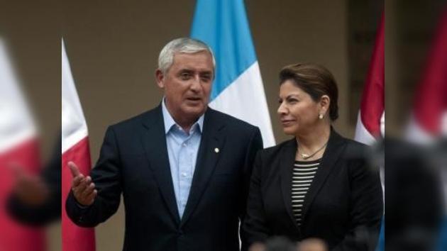 Pérez Molina: Se debe pagar por la droga incautada