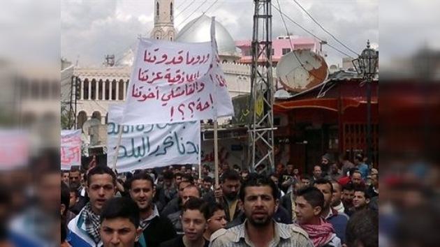 Al menos 20 muertos por disparos de la policía siria en una jornada de protesta nacional