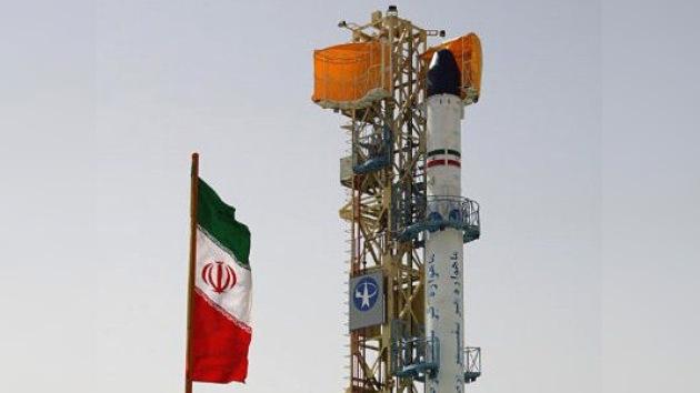 Irán lanza al espacio su nuevo satélite