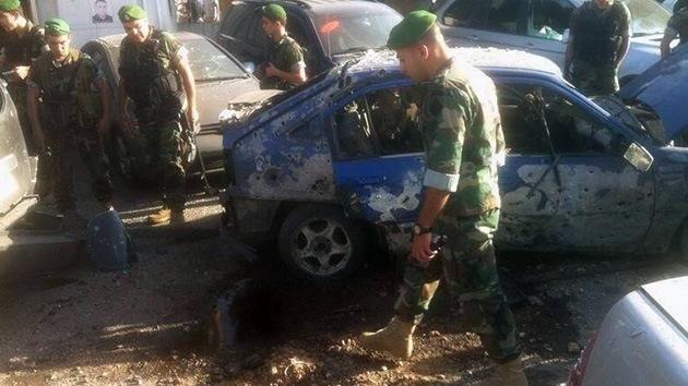 Líbano: Dos proyectiles impactan el distrito controlado por Hezbolá en el sur de Beirut