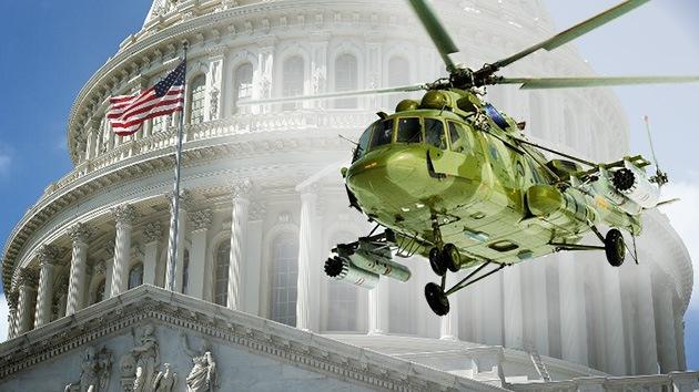 Congresistas de EE.UU. quieren que fracase la venta de helicópteros rusos al Pentágono