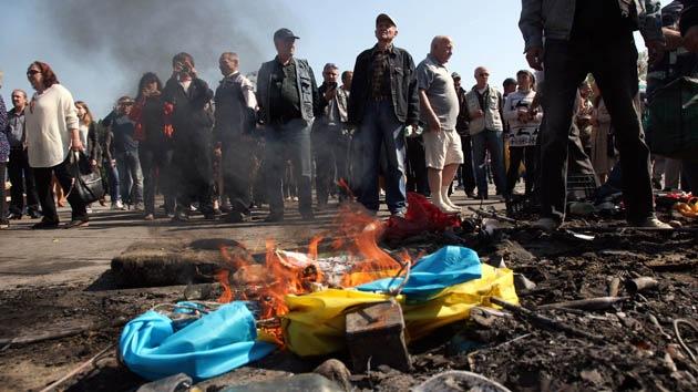 """""""EE.UU. necesita a Ucrania solo para reanudar la Guerra Fría con Rusia"""""""