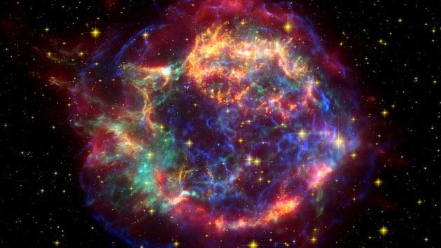 Niño canadiense de 10 años descubre una supernova