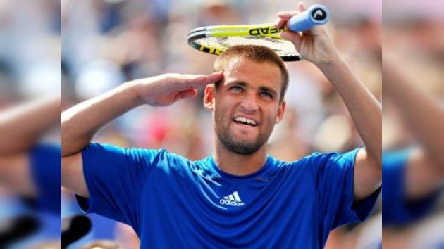 Yuzhny vence a Robredo y alcanza los cuartos de final del US Open