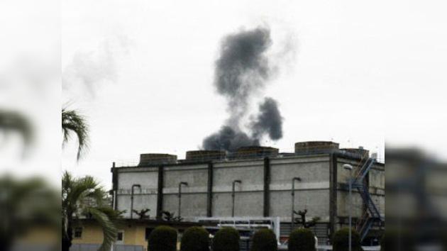 Video: Gran explosión en planta química de Japón deja varias víctimas
