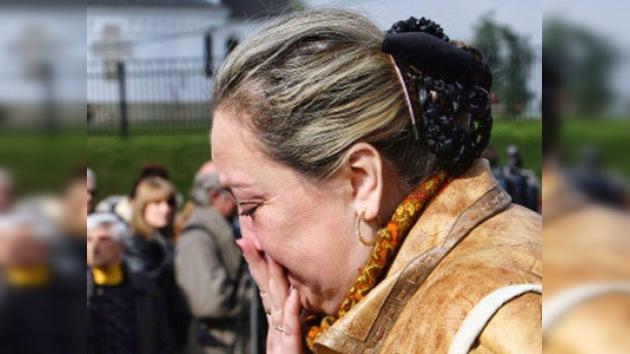 Moscú recuerda a las víctimas del atentado terrorista en 1999