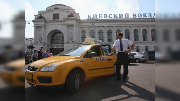 Taxis gratuitos para casos de emergencia en Moscú