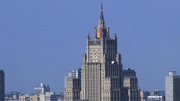 Rusia: los Amigos de Siria alientan a los extremistas a tomar el poder por la fuerza