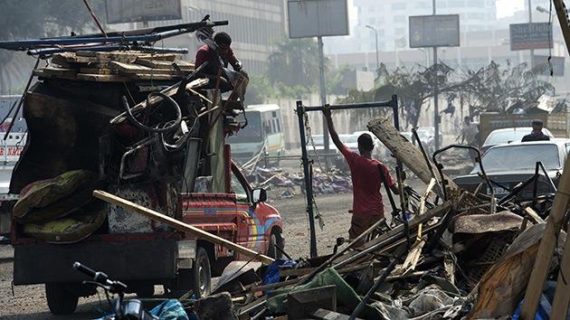 """""""El derramamiento de sangre en Egipto es responsabilidad de EE.UU."""""""