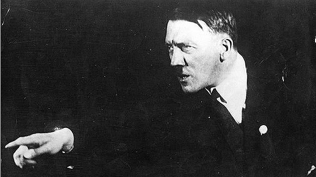 Se publican las imágenes de Hitler que el 'führer' mandó eliminar