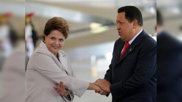 Chávez seguirá su tratamiento en una clínica brasileña