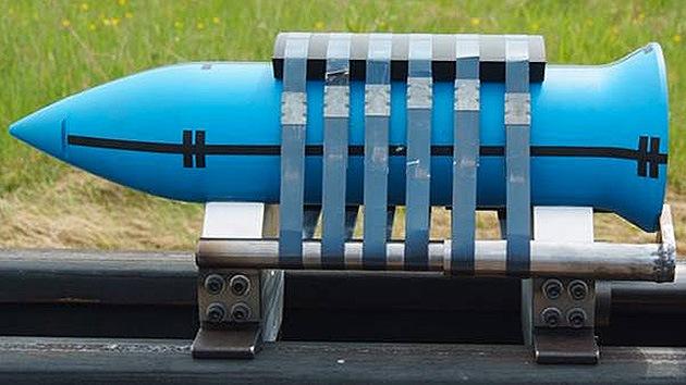 Video: Prueban con éxito una sonda de penetración que buscará otras formas de vida