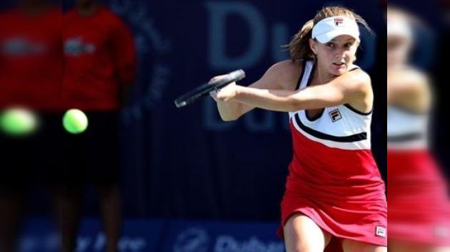 Chakvetádze gana a Hantúhova en el torneo de tenis de Dubái