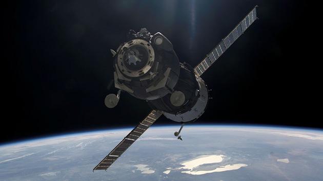 La nave Soyuz se acopla con éxito a la Estación Espacial Internacional
