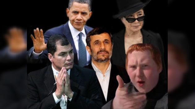 Los discursos públicos más notables de 2010