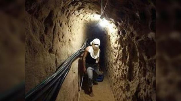 Seis muertos en explosión de un túnel en Gaza