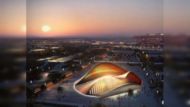 Se inaugura la lujosa Expo de Shanghái