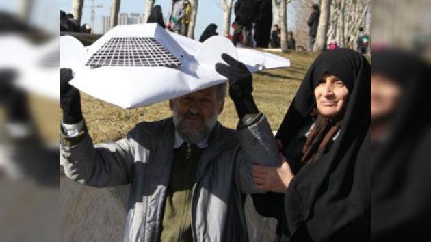 Irán hará públicos los datos del drone estadounidense más secreto