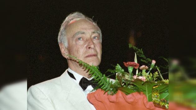 Fallece el legendario actor ruso Viacheslav Tíjonov