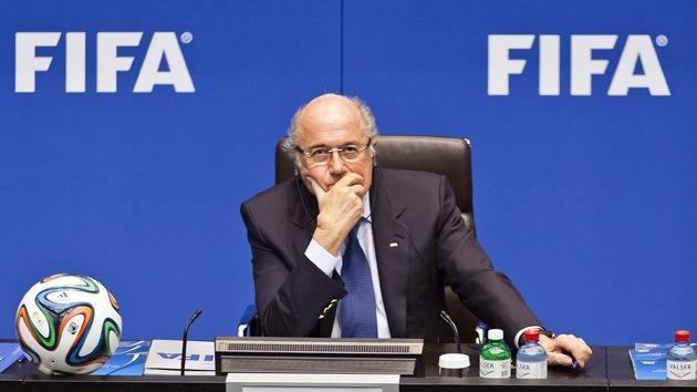 """El presidente de la FIFA admite que organizar el Mundial en Catar es un """"error"""""""