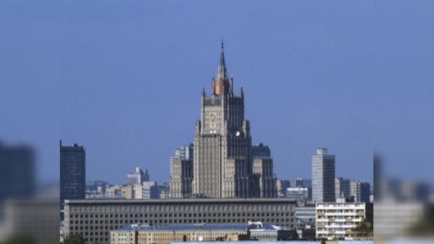 Briefing semanal del Ministerio de Asuntos Exteriores de Rusia